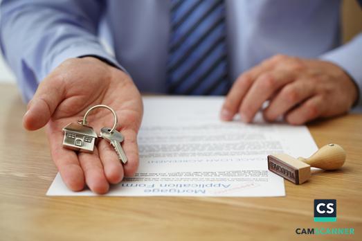 扫描全能王,帮助你成为一个专业的房地产经纪人