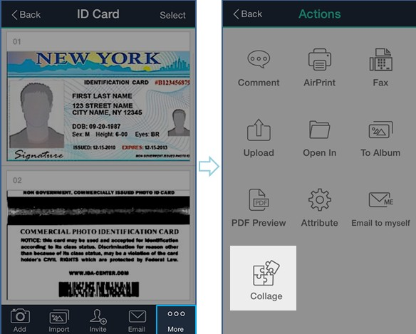 A Make With Or Driver Card Id An Of Camscanner Easily License Copy