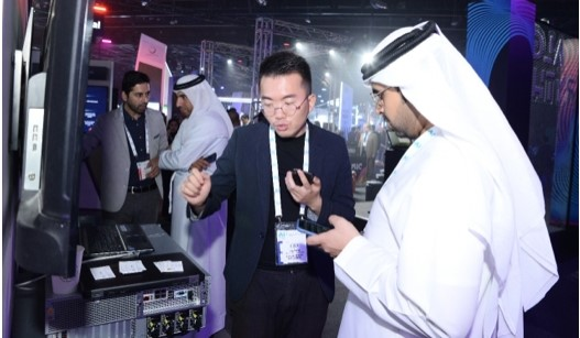 """AI Everything"", CCI Intelligent Recognition was unveiled in Dubai Global Summit On Artificial Intelligence"